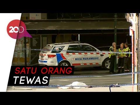 Ada Penikaman di Melbourne, Pelaku Ditembak! Mp3