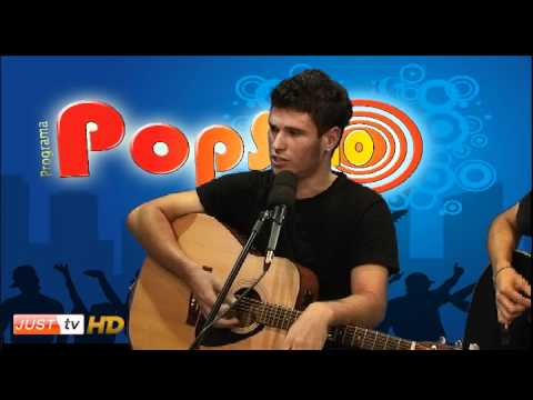 Banda Rumores e Régis do Sampa Music Festival no Programa Pop Stilo - JustTV - 23/11/10