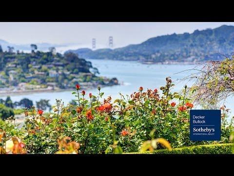 8 Via Paraiso West - Belvedere Tiburon, CA | Marin County Real Estate