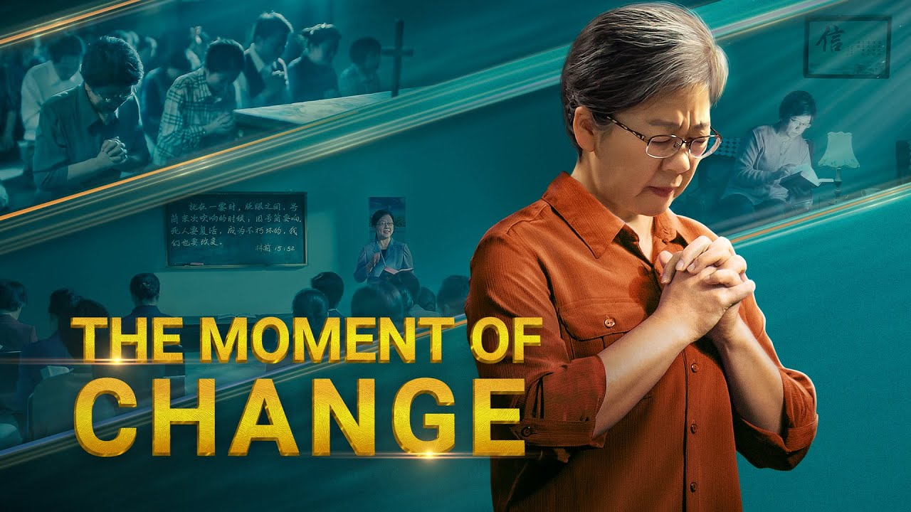 """The Moment of Change"" - How to Be Holy and Enter the Kingdom of God"
