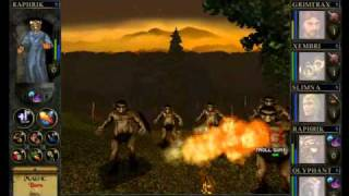 Wizards & Warriors (2000) (PC) (Heuristic Park)