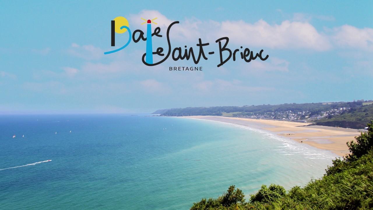 La baie de saint brieuc les plages les plus proches de paris en tgv youtube - Office tourisme st brieuc ...