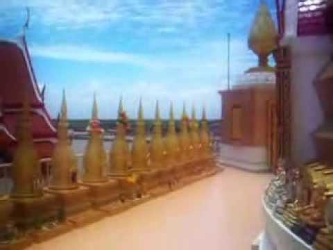 wathongthong วัดหงษ์ทอง วัดกลางทะเล สมุทรปราการ