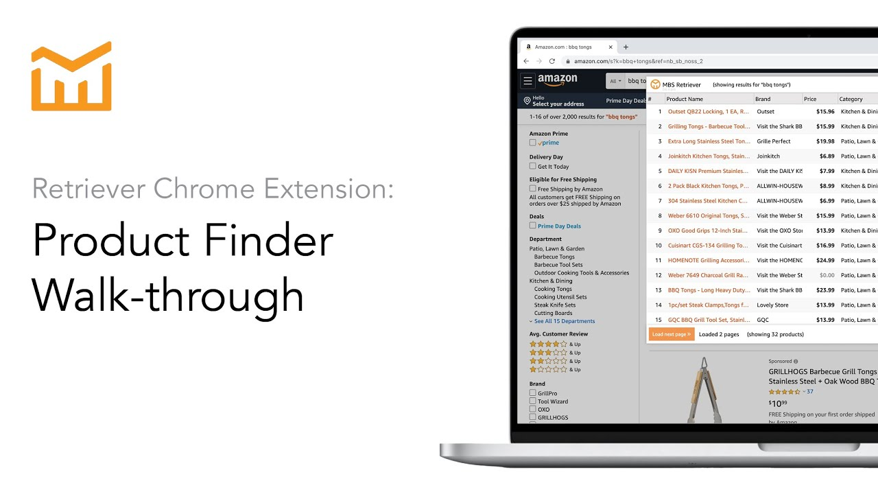 amazon seller chrome extension