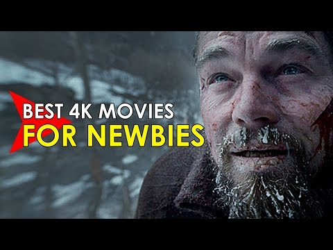The Top 10 Best 4k Blu-Ray Movies For Newbies (2018 List)