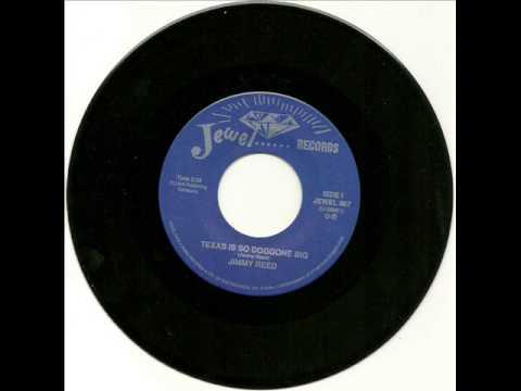 Jimmy Reed  - Texas Is So Doggone Big 1966