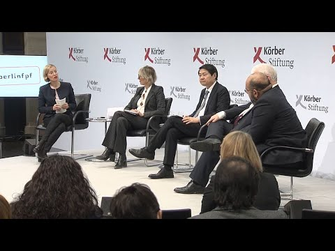 "Panel »Beyond Liberal Order – A New Era of Great Power Conflict?"" (deutsch)"