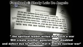 Ahmadiyya Khalifa Letter For Israel Prime Minister NetanYahu and Iranian President Ahmadi Nijaad.flv