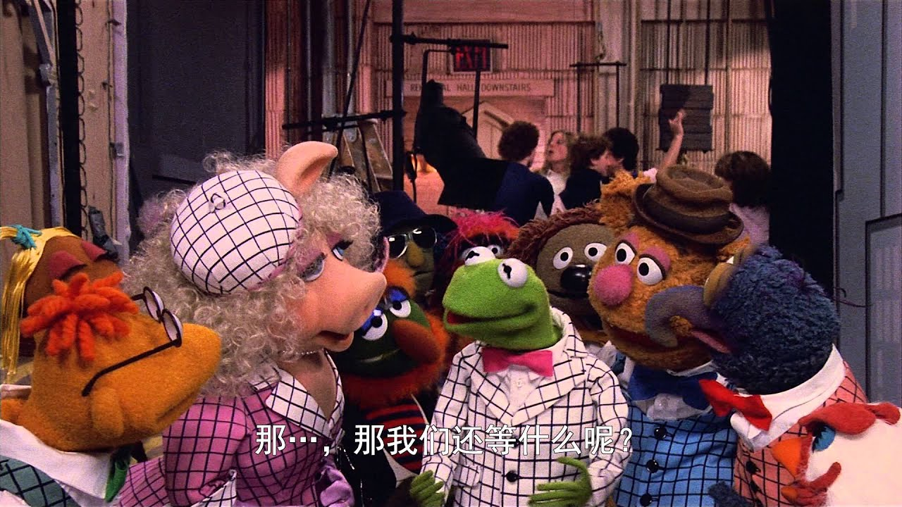The Muppets Take Manhattan - Trailer - YouTube