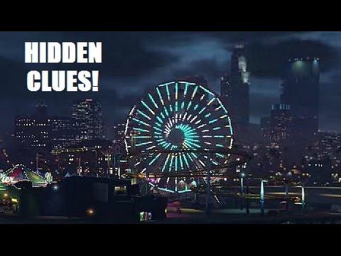 GTA 5 Pentagon: Elements & New Chiliad Mystery Clues Found! - GTA V Secrets & Easter Eggs Livestream