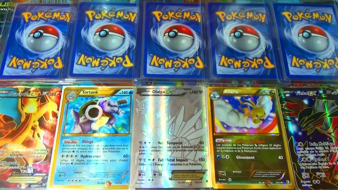 Top 10 carte pokemon ultra rare full art ex shiny gold secrete niv x les plus belles - Carte pokemon ex rare ...