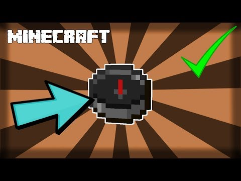 minecraft-|-how-to-make-a-compass!-1.14.4