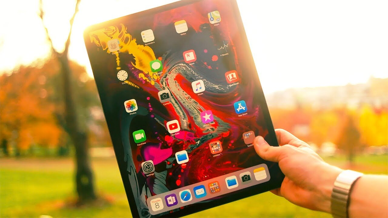 2018 Ipad Pro Unboxing Review 11 Inch Vs 129 Inch With