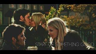 Emma Swan & Captain Hook | Start of something good