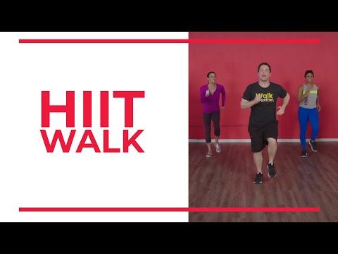 HIIT Walk | Walk At Home