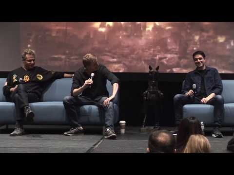 The Karate Kid panel Days of the Dead Atalnta February 3, 2018
