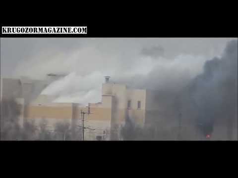 Трагедия в Кемерово  Почему это произошло  Аналогии с США