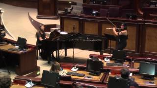 Recital de flauta y piano - 6 Jul 2015 - Bloque 1