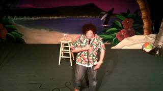 Rob Lindo - Jon Lovitz Comedy Club 9.18.10