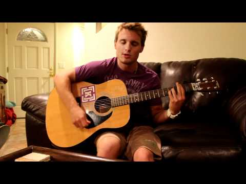 Just A Dream by Nelly Cover - Alec Johnson