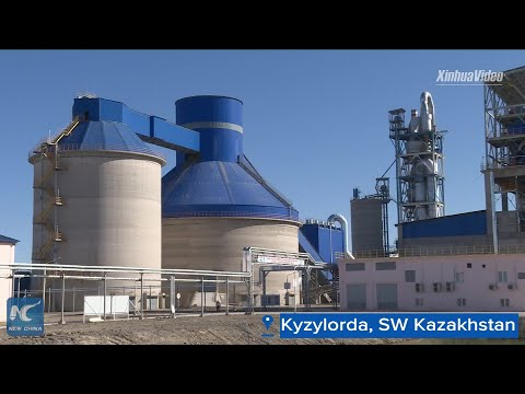 Production capacity cooperation with China benefits Kazakhstan's key industrial region