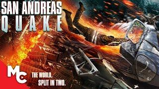 San Andreas Quake | Full Action Adventure Movie