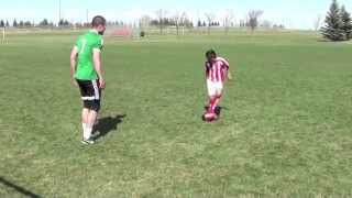 youth soccer drills u8 how to improve soccer ball control