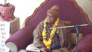 HG Shaym Krishna Das | 18th Jan 2019 |  ISKCON Punjabi Bagh