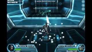 TRON Disc Battle Gameplay