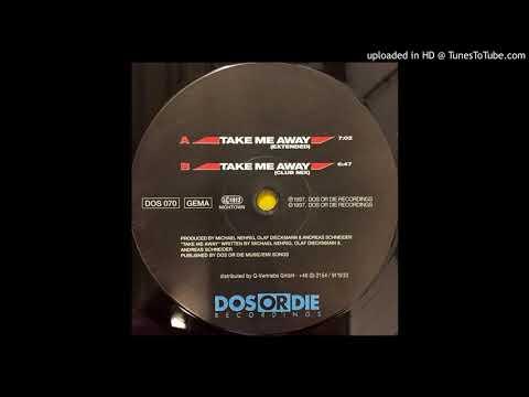 Kosmonova - Take Me Away (Extended Mix)