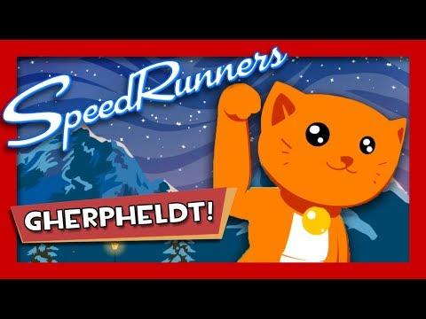 SpeedRunners - #34 - Gherpheldt The Cat!