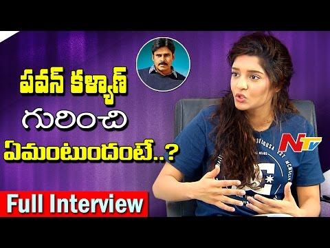 Ritika Singh Exclusive Interview || GURU, Shivalinga || NTV