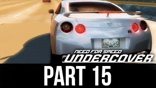 NEED FOR SPEED UNDERCOVER Gameplay Walkthrough Part 15 - FULLY UPGRADED GT-R
