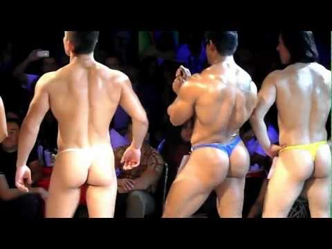 Smallest Posing Trunks Ever at a Bodybuilding Competition! from YouTube · Duration:  4 minutes 16 seconds