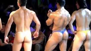 Spartacus disco club Mr. tanga 3, sept 2011