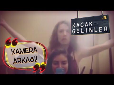 Kaçak Gelinler Kamera Arkası - Almilla ve Kainat Kuliste Dans Ediyor thumbnail