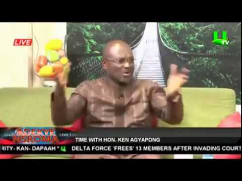 Kennedy Agyepong withdraws support for Delta Force