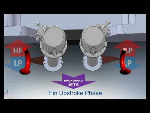 New marine propulsion technology Heptere Marine (How it works)