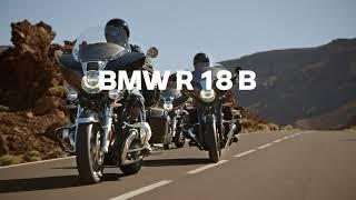BMW R18 B (Bagger) R18 Transcontinental chính thức ra mắt