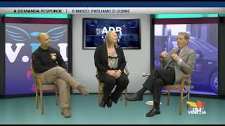 08/03/2017 -  Parliamo di Donne con Nicoletta Bettiol e Ivan Reyes