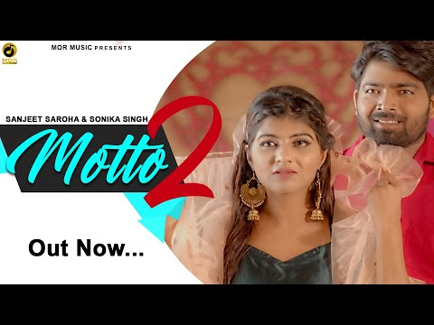 Listen to Haryanvi Song Motto 2 by Mor Haryanvi Sung By Arvind Jangid