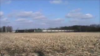 Illinois Railnet #7444 SD45 Chase