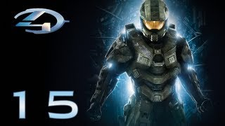 Co-op Let's Play - Halo 4 - Episode 15 - Midnight (Part 2)