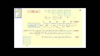 الرياضيات درس التبرير الاستقرائي و التخمين 1 Youtube