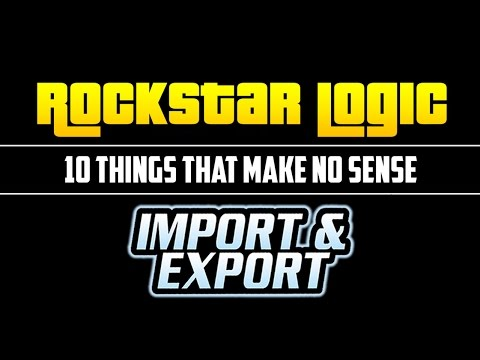 ROCKSTAR LOGIC (Import/Export DLC Edition)