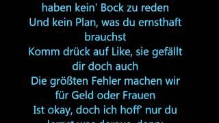 Cro Jeder Tag [Lyrics]