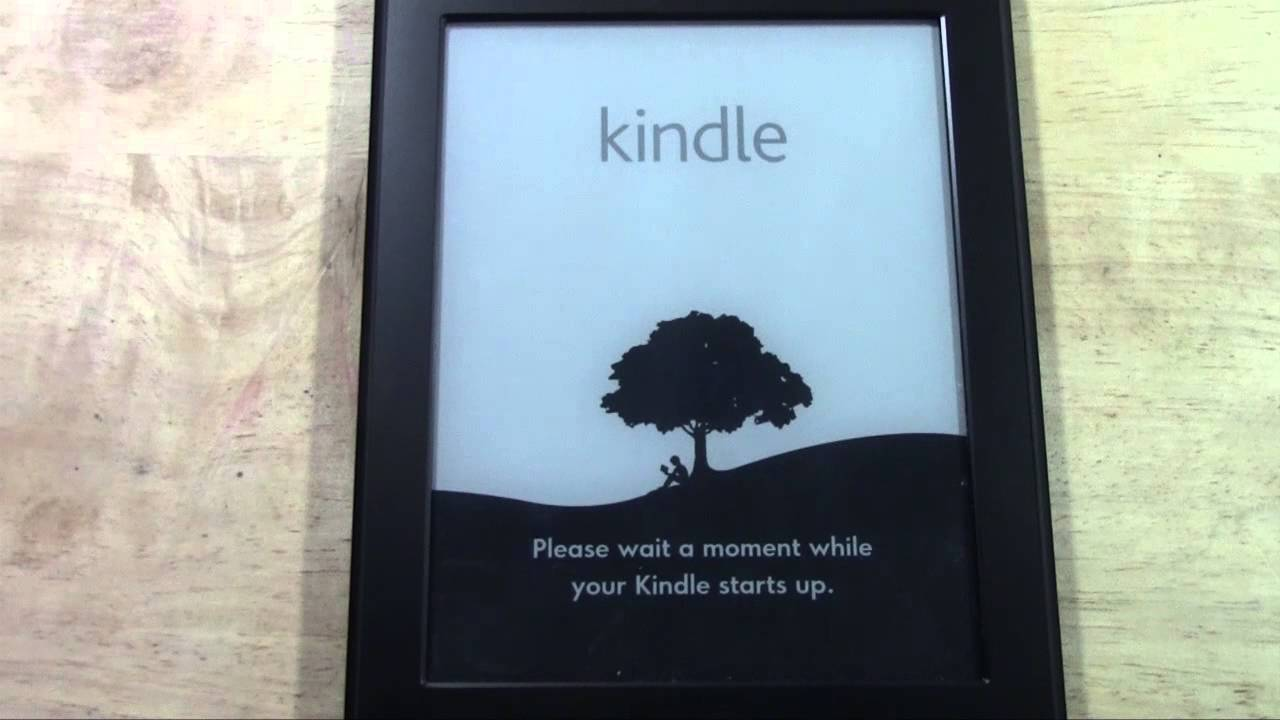 Kindle Paperwhite - How to Reset Back to Factory Settings | H2TechVideos