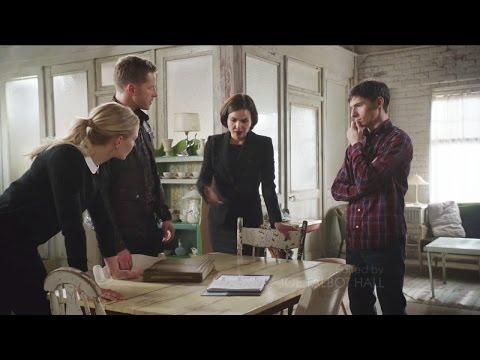 Once Upon A Time 6x17 Emma Regina Charming Henry - Final Battle  Season 6 Episode 17