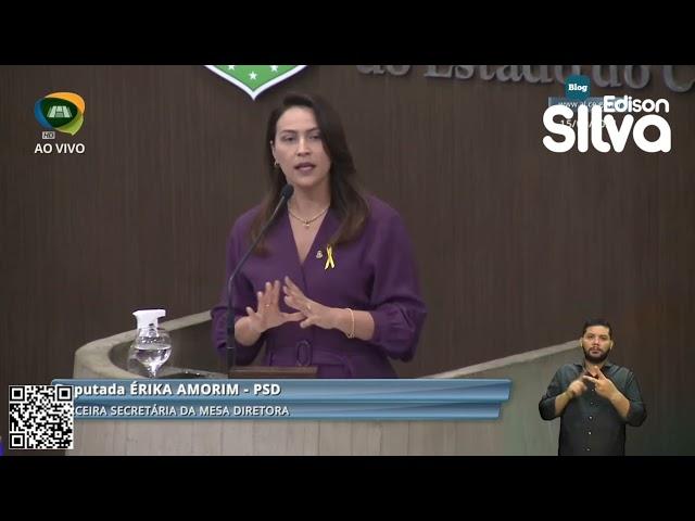 Érika Amorim relembra câncer de seu filho