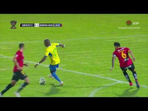Resumen: Gualaceo 0 Deportivo Cuenca 1 COPA ECUADOR 16avos de final ida